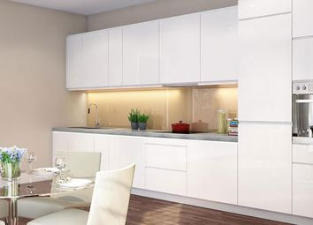 Thumbnail 2 bed flat for sale in Laurence Court, Saxon Square, Kimpton Road, Luton