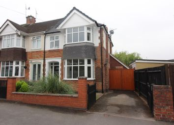 Thumbnail 3 bed end terrace house for sale in Dallington Road, Coventry