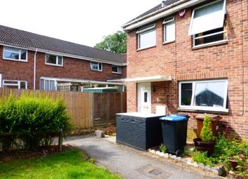 Thumbnail 3 bed end terrace house to rent in Graveley Dell, Welwyn Garden City