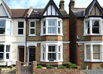 Thumbnail 4 bed semi-detached house for sale in Grange Road, Leigh-On-Sea