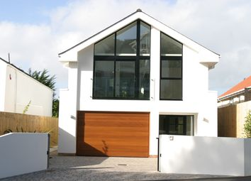 Thumbnail 4 bedroom detached house for sale in Salter Road, Poole