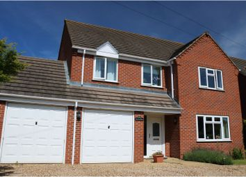 Thumbnail 4 bed detached house for sale in Seas End Road, Spalding