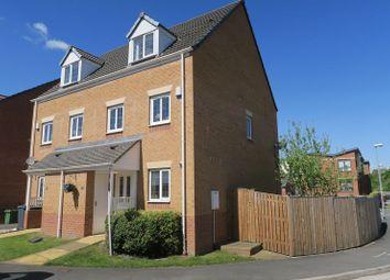 Thumbnail 3 bedroom semi-detached house for sale in Tudor Way, Beeston, Leeds