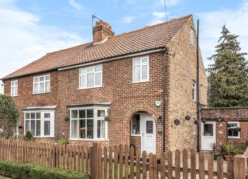 Thumbnail 3 bed semi-detached house for sale in Bedale Lane, Wath, Ripon