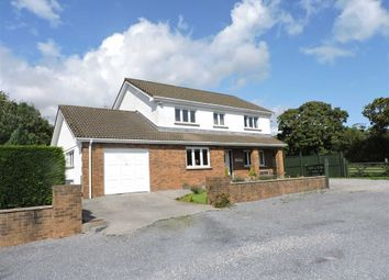 Thumbnail 5 bed detached house for sale in Greenfield Road, Twyn, Ammanford