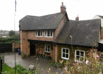 Thumbnail 3 bed detached house for sale in Castle Street, Tutbury, Staffordshire