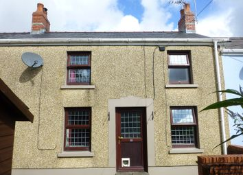 Thumbnail 2 bed terraced house for sale in Chapel Street, Upper Brynamman, Ammanford, Carmarthenshire.
