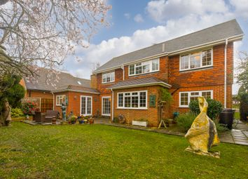 Thumbnail 4 bed detached house for sale in Leatherhead Road, Ashtead