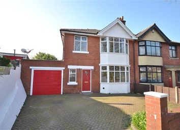 Thumbnail 3 bedroom semi-detached house to rent in Isleworth Drive, Chorley