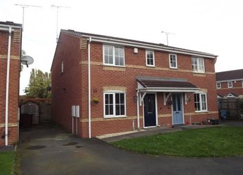 Thumbnail 3 bed property to rent in Ludgrove Way, Stafford