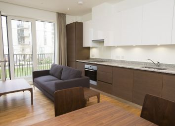 Thumbnail 1 bed flat to rent in Napa Close, London