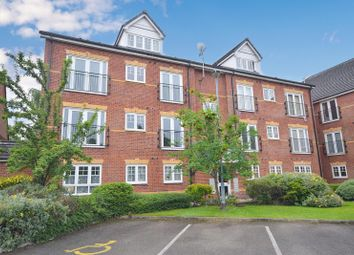Thumbnail 2 bed flat for sale in Chelburn Court, Adswood, Stockport