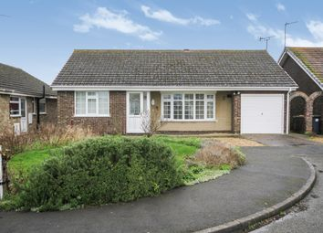 Thumbnail 3 bed bungalow for sale in Franklin Close, Metheringham, Lincoln