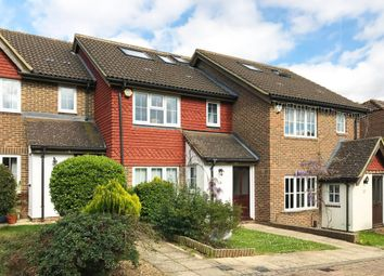 Thumbnail 4 bed terraced house for sale in Heatherfold Way, Pinner