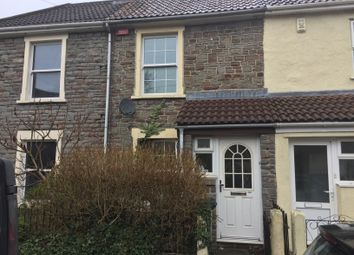 Thumbnail 2 bed terraced house for sale in Pleasant Road, Staple Hill, Bristol