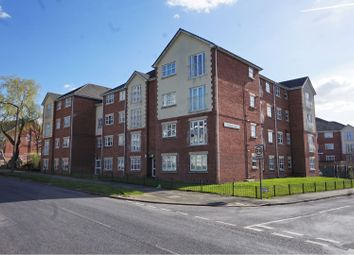 Thumbnail 2 bed flat for sale in Wordsworth Road, Manchester