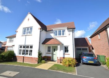 Thumbnail 4 bed detached house for sale in Clover Way, Newton Abbot, Devon