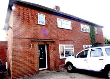 Thumbnail 2 bed semi-detached house for sale in Brownlow Crescent, Pinchbeck, Spalding