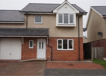 Thumbnail 3 bed semi-detached house for sale in Cae Gwastad, Harlech
