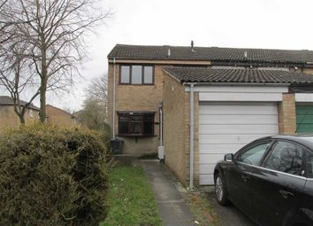 Thumbnail 3 bedroom end terrace house for sale in Fairlawn Close, Willenhall