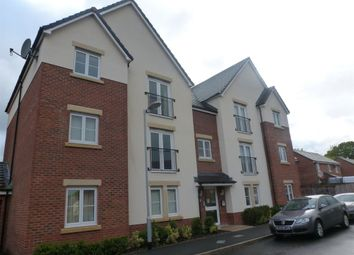 Thumbnail 2 bed flat to rent in Lambourne Court, Gwersyllt