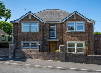 Thumbnail 4 bed detached house for sale in Moorland Avenue, Newton, Swansea