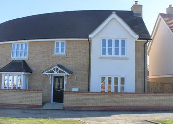 3 bed semi-detached house for sale in Grange Road, Tiptree, Colchester CO5