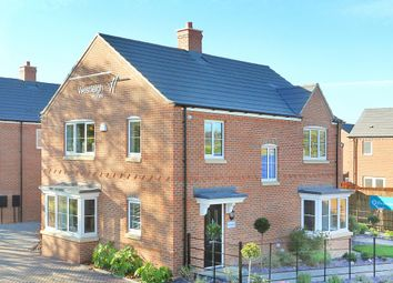 Thumbnail 4 bed detached house for sale in Beacon Road, Loughborough