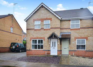 Thumbnail 3 bed semi-detached house for sale in New Hucknall Waye, Huthwaite, Sutton-In-Ashfield, Nottinghamshire