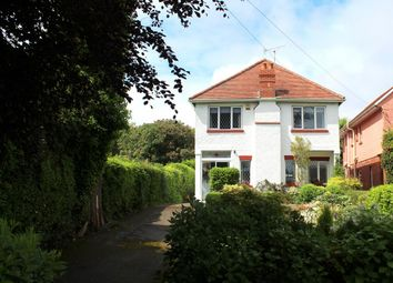 Thumbnail Detached house for sale in Caswell Road, Caswell, Swansea, West Glamorgan.