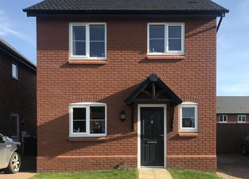 Thumbnail 3 bed detached house to rent in Hopton Park, Nesscliffe, Shrewsbury