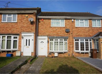 Thumbnail 2 bed terraced house for sale in Highlands Close, Rochester