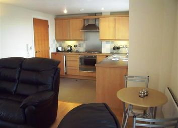 Thumbnail 2 bed flat to rent in Velocity North, 3 City Walk, Leeds