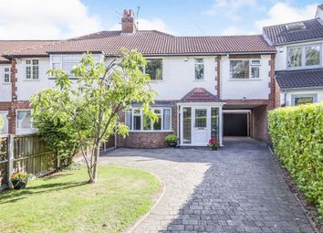 Thumbnail 4 bed semi-detached house for sale in The Oval, Oadby, Leicester