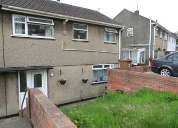 Thumbnail 3 bed semi-detached house for sale in Birch Grove, Risca, Newport