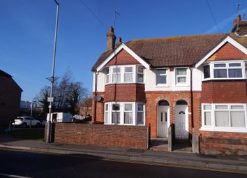 Thumbnail 3 bed semi-detached house to rent in Mountfield Road, Eastbourne
