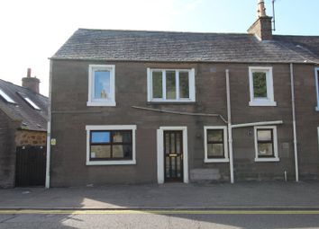 Thumbnail 2 bed flat for sale in Dundee Loan, Forfar, Angus