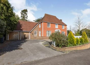 Thumbnail 4 bed detached house for sale in The Glade, Uckfield, East Sussex