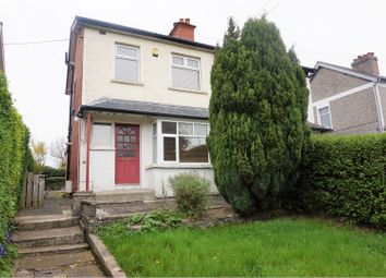Thumbnail 3 bedroom semi-detached house for sale in Newton Park, Belfast