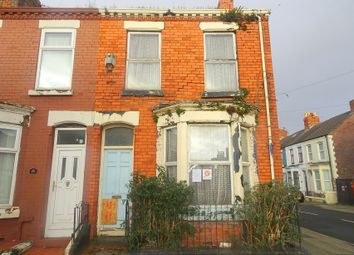 Thumbnail 3 bed terraced house for sale in Molyneux Road, Kensington, Liverpool