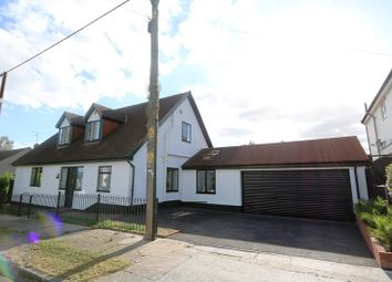 Thumbnail 3 bed detached house for sale in Orchill Drive, Benfleet