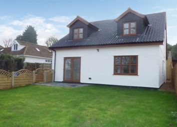 Thumbnail 4 bed property for sale in Hellesdon Park Road, Drayton High Road, Hellesdon, Norwich