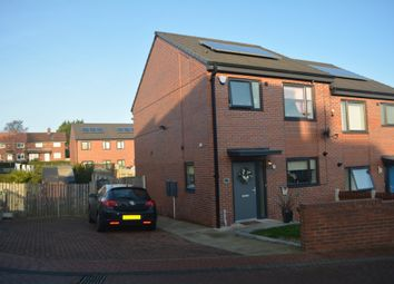 Thumbnail 3 bedroom semi-detached house for sale in Seaton Place, Sheffield