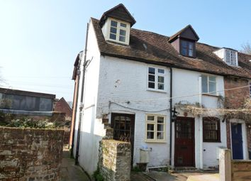 Thumbnail 2 bed end terrace house to rent in Bryanston Street, Blandford Forum, Dorset