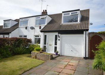 Thumbnail 3 bed semi-detached house for sale in Vernon Avenue, Hooton, Cheshire