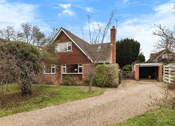 Thumbnail 4 bed detached house to rent in Swanston Field, Whitchurch On Thames, Reading
