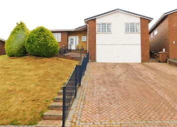 Thumbnail 4 bed detached bungalow for sale in Bracken View, Brocton, Stafford