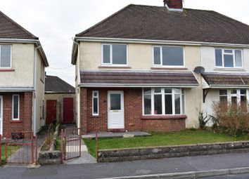 Thumbnail 3 bed semi-detached house for sale in Parcyrhun, Ammanford