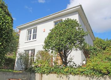 Thumbnail 4 bed detached house for sale in Penrose Villas, Mannamead, Plymouth
