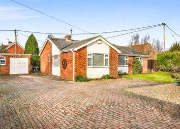 Thumbnail 4 bed detached bungalow for sale in Honingham Road, Weston Longville, Norwich